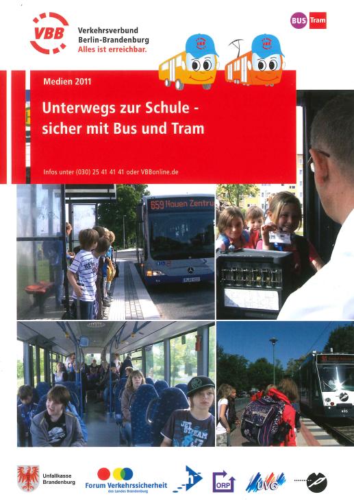Unterwegs zur Schule - Ein Schulbusfilmprojekt