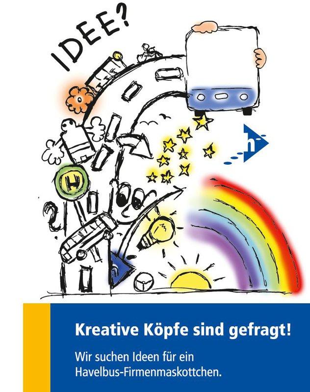 """""""Kreative Köpfe sind gefragt."""" – Ideenwettbewerb geht in den Endspurt"""