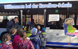Havelbus-Schule – Verkehrserziehung für die Jüngsten