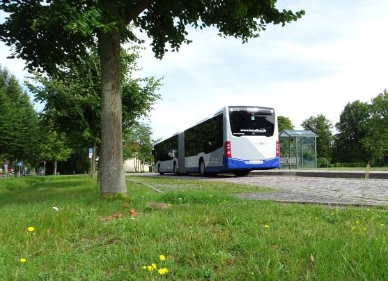 Havelbus-Ferienfahrplan vom 5. Juli bis 19. August 2018