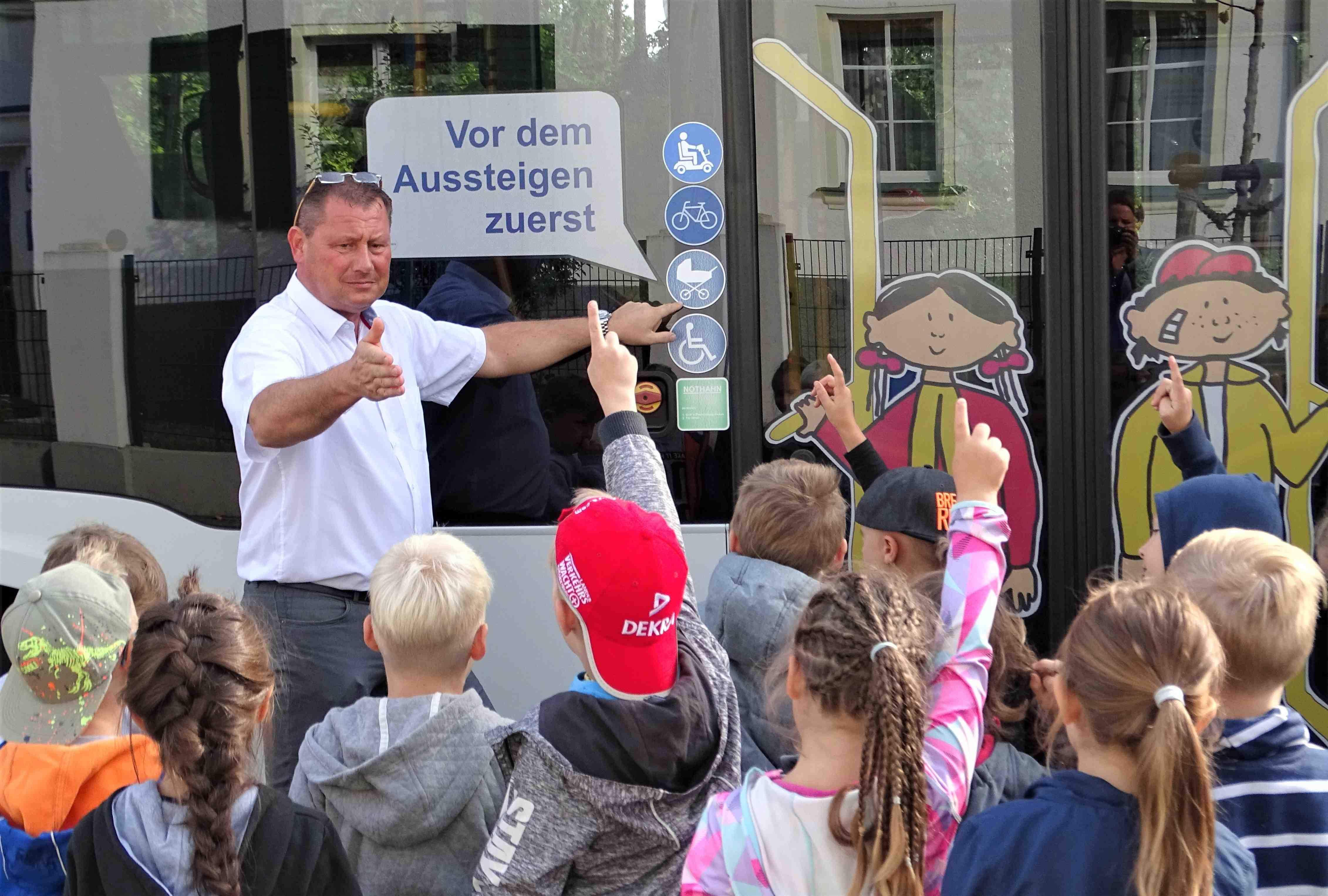 Über 25 Jahre Erfahrung – Unsere Havelbus-Schule startet zum diesjährigen Schulbeginn