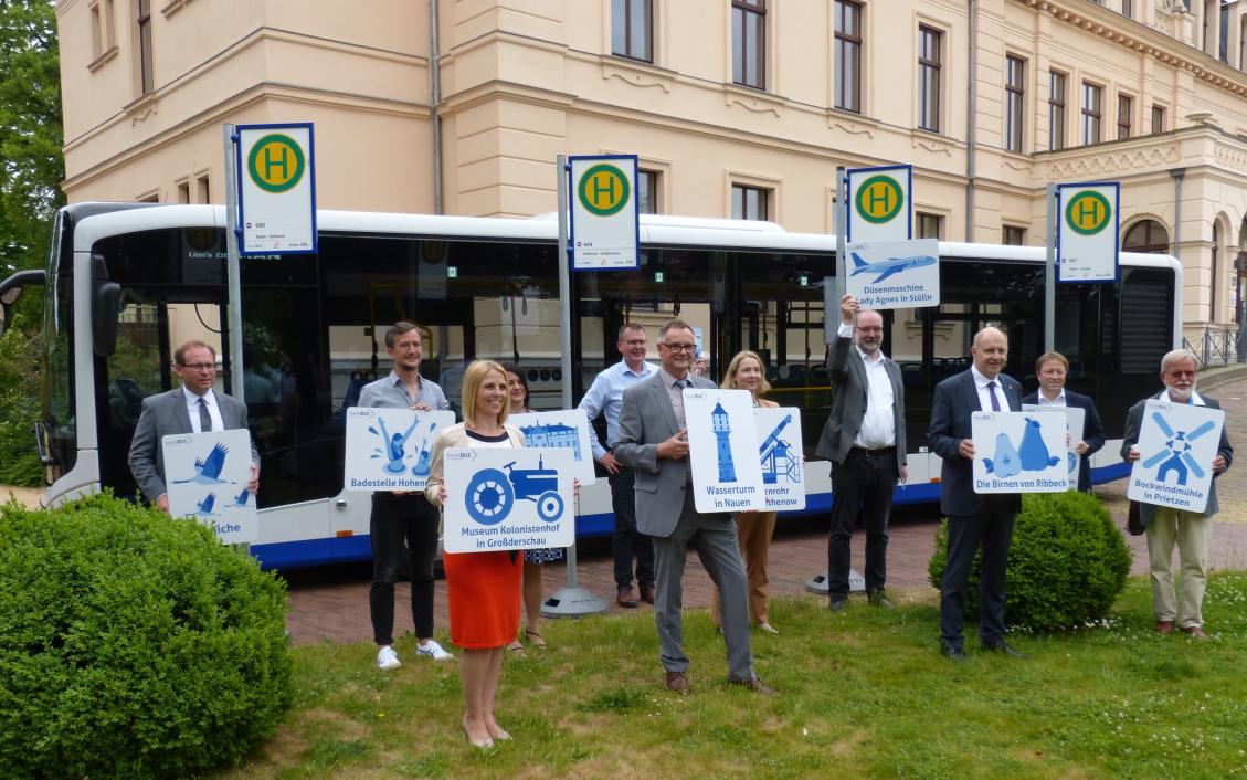 Start der Tourismus-Verbindung im Havelland ab 26. Juni 2021