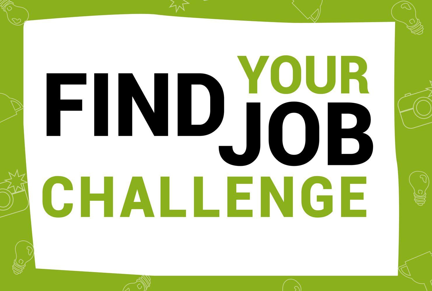 Offene Unternehmensbesuche 2021 & FIND YOUR JOB-Challenge - Wir sind dabei!